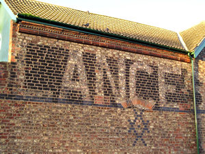 Lances ad, Navigation Road, York