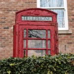 April daily photo, 3: old phone box