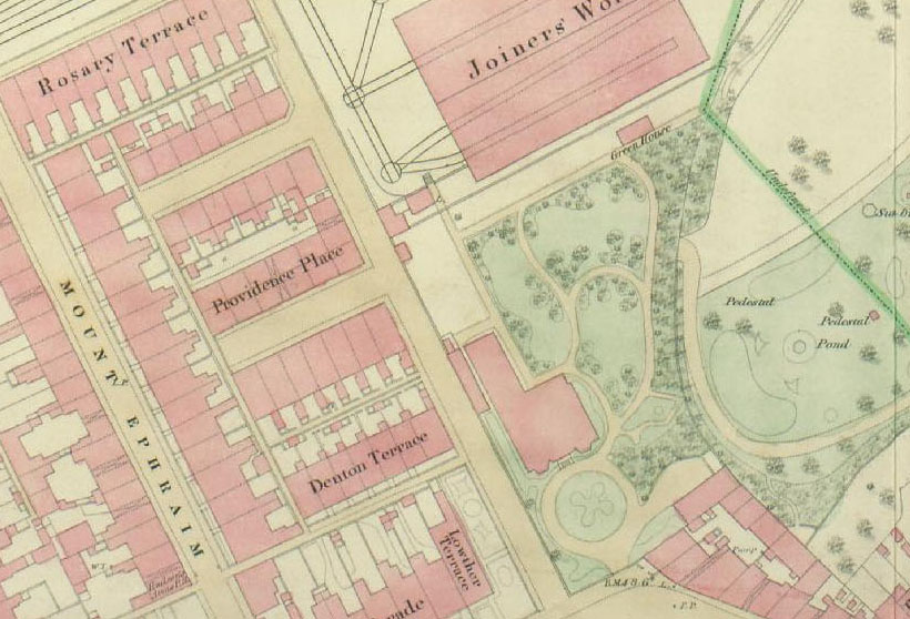 1852-plan-site-of-holgate-villa