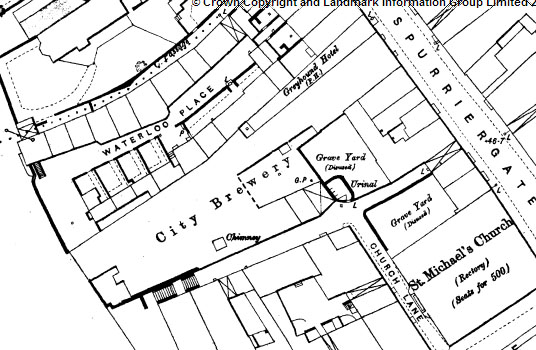 1891 town plan extract