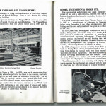 1961 York guide: York Carriage and Wagon Works (aka 'the carriageworks') and Cooke, Troughton and Simms Ltd