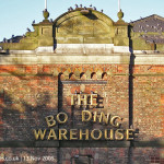 The recent history of the Bonding Warehouse, in pictures: 1