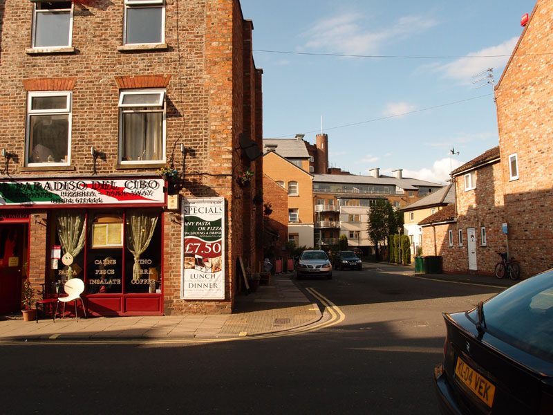 And another Walmgate corner