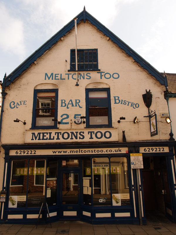 And Meltons Too