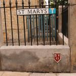 Street details: 'SV', 'FP', etc