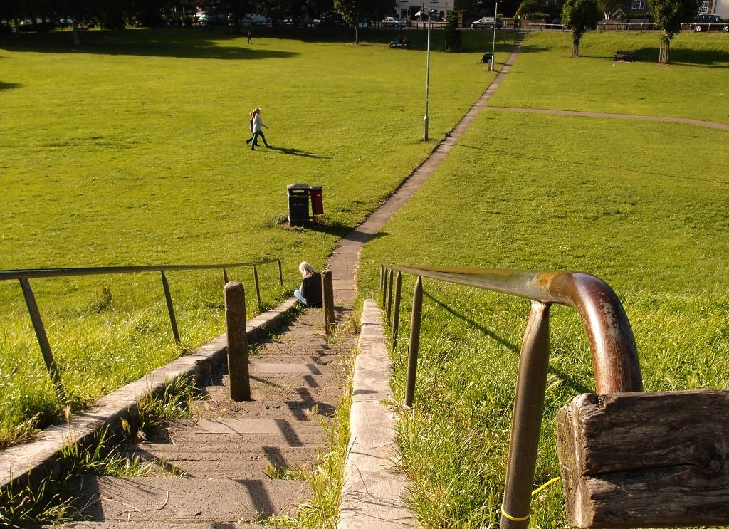 Acomb Green steps, 3 July 2016