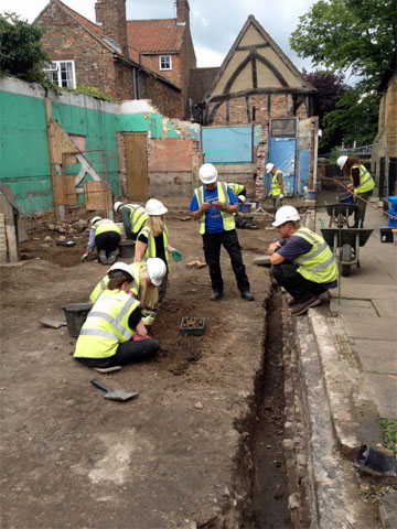 Photo: York Archaeological Trust