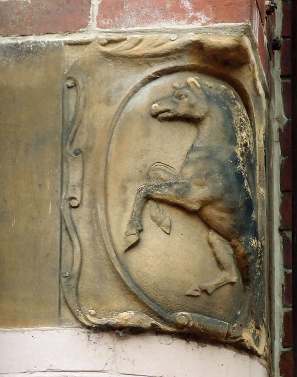 Bay Horse, Marygate, exterior detail