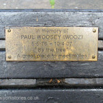 Who was Paul Woosey?