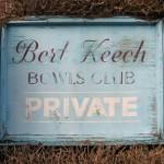 Bert Keech bowls club