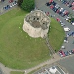 Clifford's Tower, again, and its car park