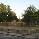 New views, Bootham Park
