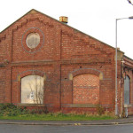 One building … carriageworks canteen, thoughts