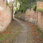 A magical alley: Carr's Lane