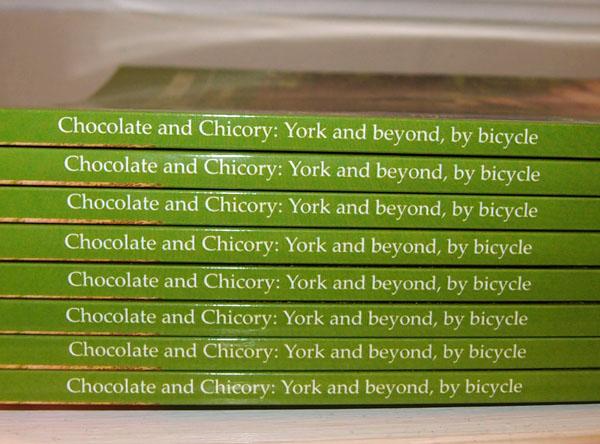 Chocolate and Chicory: books