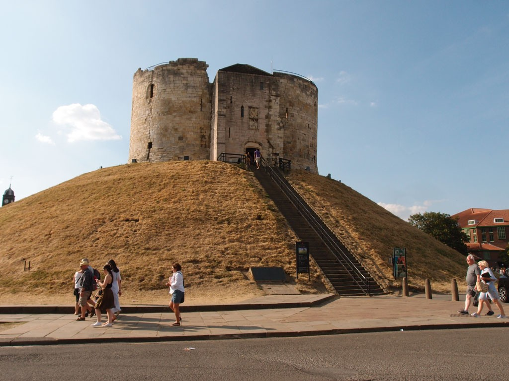 Clifford's Tower, 14 July 2018