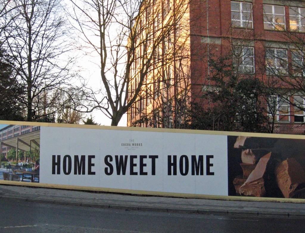 'Home Sweet Home'
