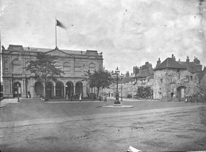 Exhibition Square, 1900s © City of York Council