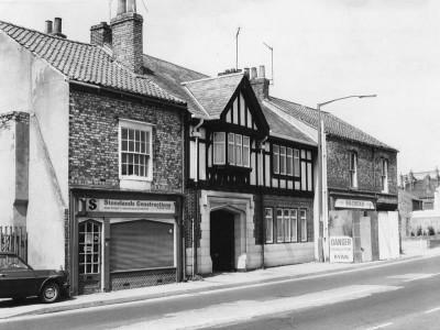 1930s pub