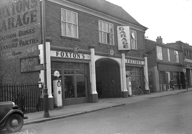 Foxton's on Piccadilly, probably 1930s. Photo: York Images (imagineyork.co.uk)