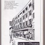 Dining, dancing, drinking, shopping: York, 1973