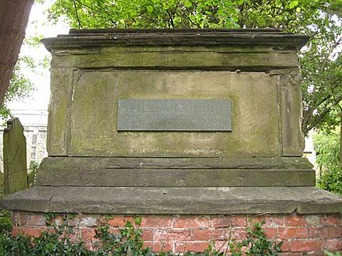 19th century tomb