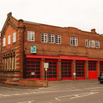 Planning application: fire station/chapel, Clifford St