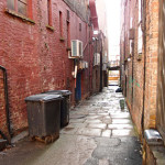 Toilet stories from Church Lane …