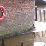 Why does York flood?