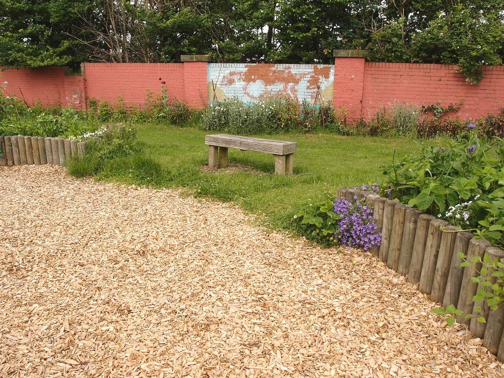Upper St Paul's community garden, 16 June 2016