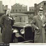 Gasworks gang, 1955
