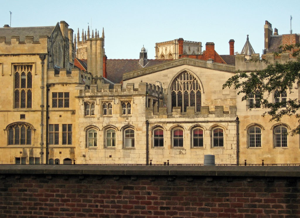 Guildhall and Minster, July 2019