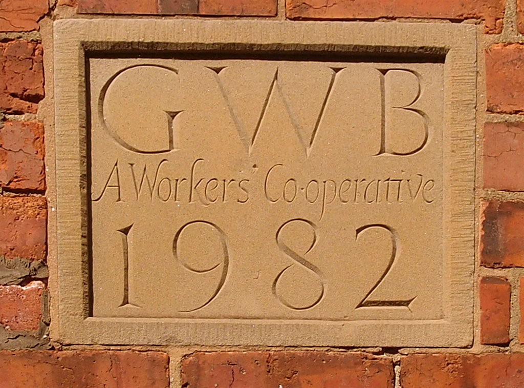 GWB - A Workers' Co-operative - 1982 -