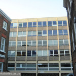 Office block studies … Hilary House