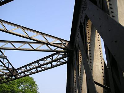 Holgate Bridge, August 2004