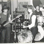Spotted Cow, late 80s: Incinerators gigs