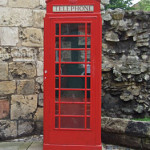 1930s classic: Marygate phone box