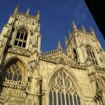 York Minster and the bellringers