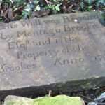 Montagu Brooke and the mysterious stone