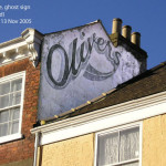Ghost signs collection: within the walls /2