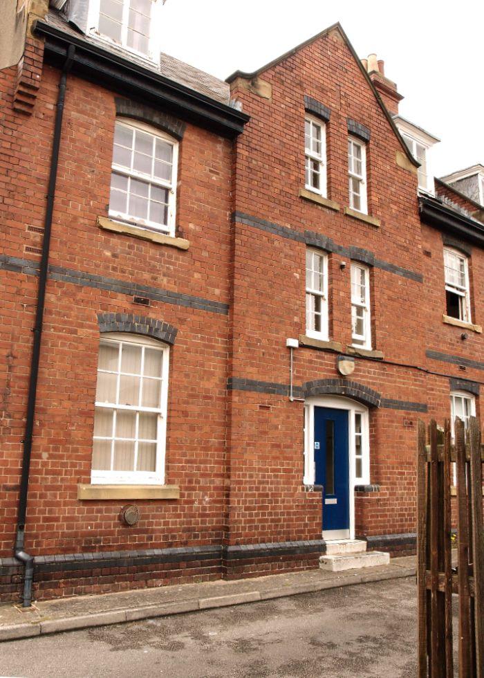 Ordnance Lane accommodation, to be demolished