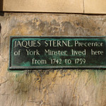 Write your own plaque: 10th May