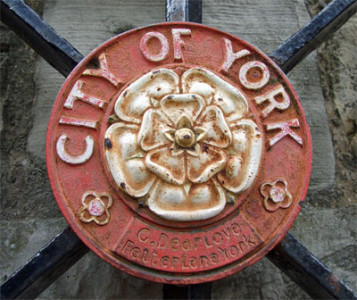 Roundel, city walls gates