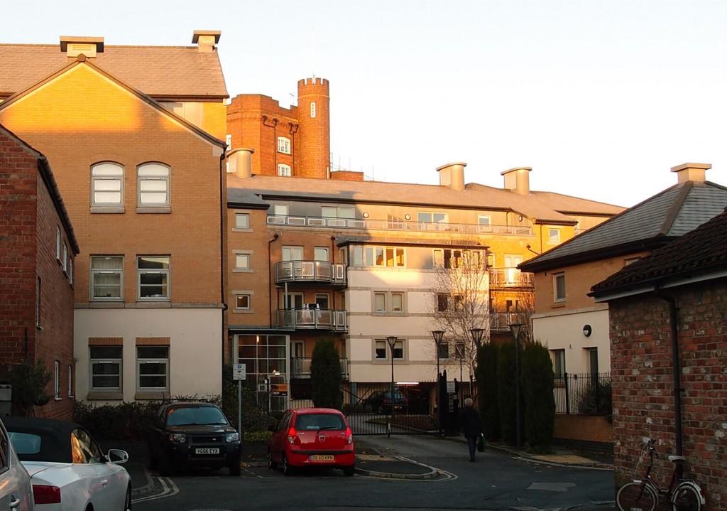 Dixon's Yard, Walmgate, 3 Dec 2014