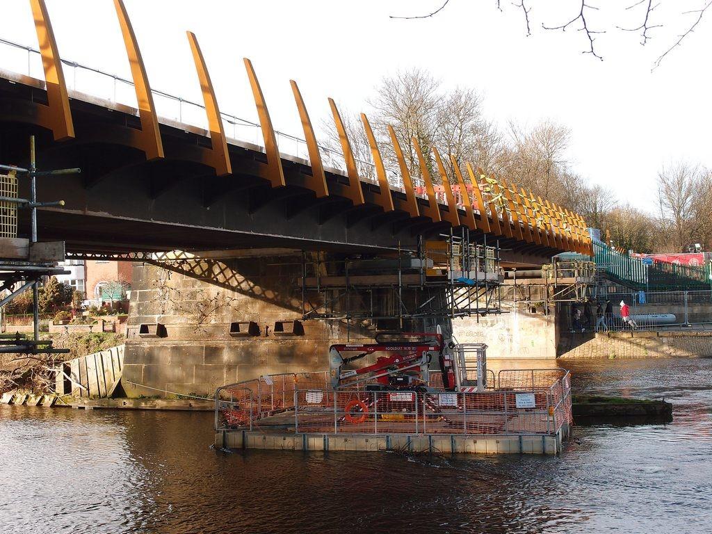 Scarborough Bridge, 10 March 2019
