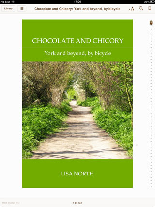 Cover of Chocolate and Chicory, (iPad)