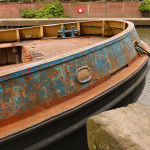 Selby Tony, heritage, and the Arts Barge mooring