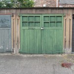 Shaw's Terrace, and its garages