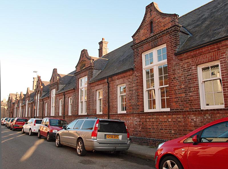 Shipton St School. 2014