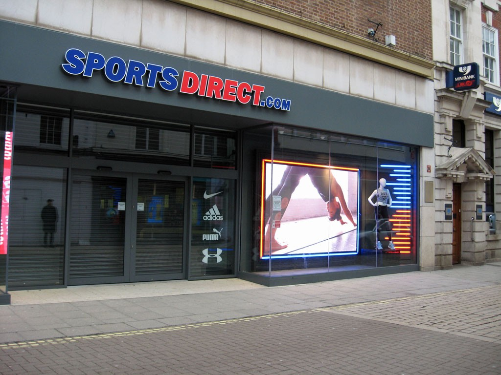 Sports Direct, Coney Street, new store , Dec 2019